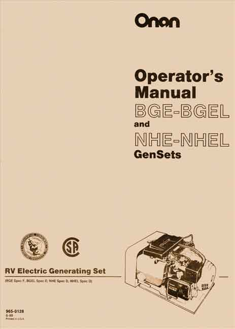 Oper Manual FrontWEB onan generator manual onan generator emerald 1 wiring diagram at love-stories.co
