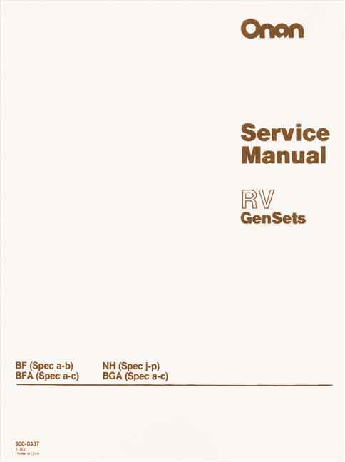 Service Man front web onan generator manual Onan 4000 RV Generator Wiring Diagram at eliteediting.co